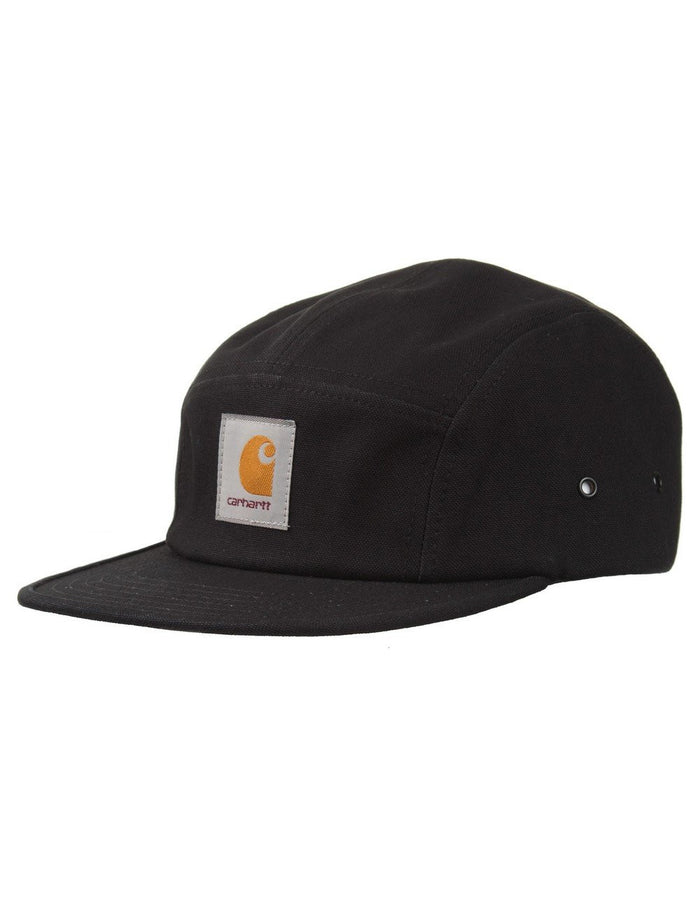 Carhartt 'Backley Cap' 5 Panel - Black