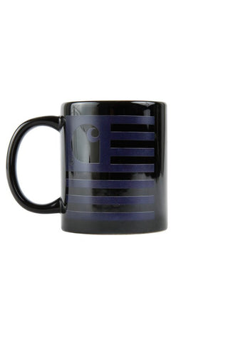 Carhartt Coffee Mug / Ceramic - Black/Navy