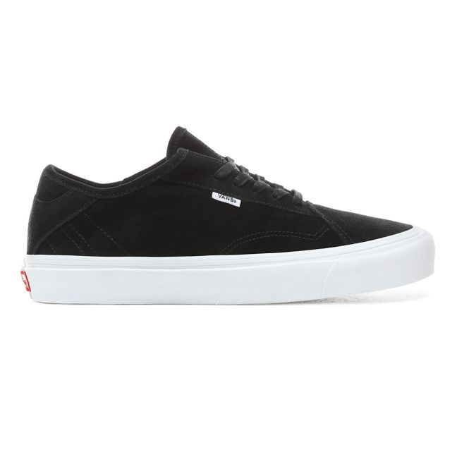 VANS SUEDE DIAMO NI SHOES - BLACK/WHITE