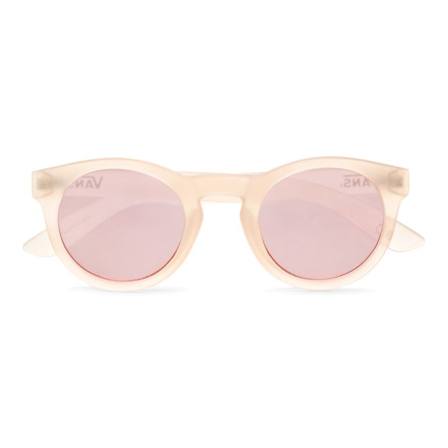 VANS LOLLIGAGGER SUNGLASSES - FROSTED PINK