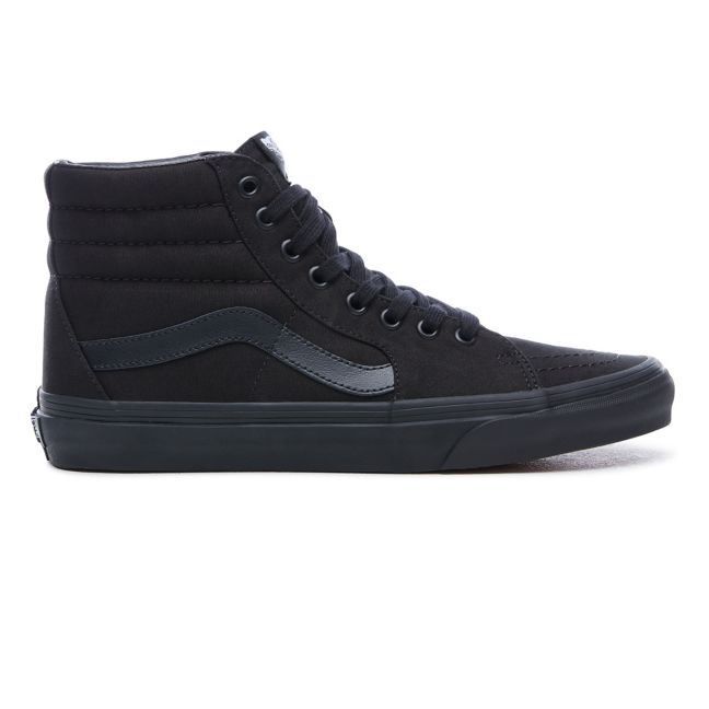VANS SK8-HI SHOES BLACK/BLACK