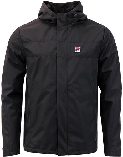 Fila Cardova Hooded Jacket - Black