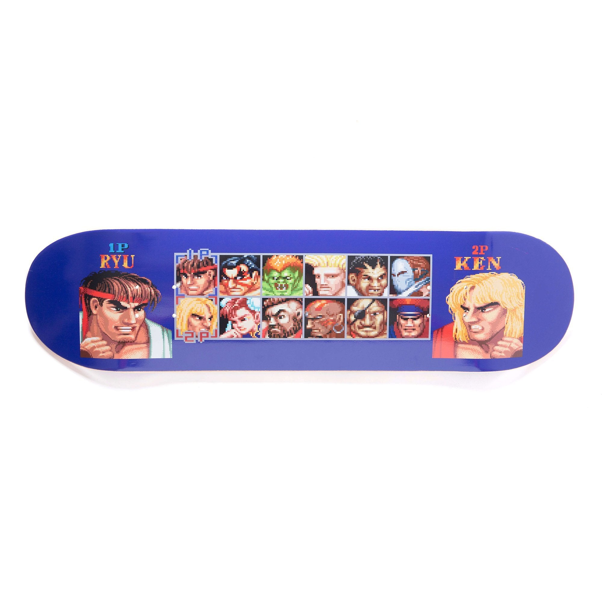 Huf x Streetfighter Players Deck 8.25