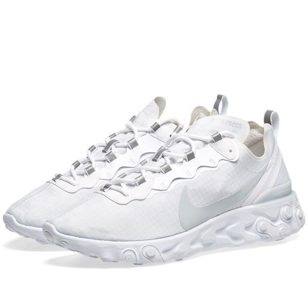Nike Element 55 react - Triple white