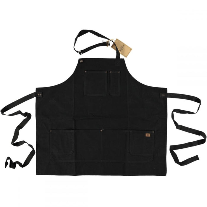 Dickies Barber Apron - Black