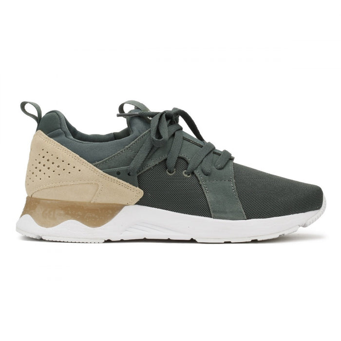 Asics Gel Lyte Sanze - Forest Green / Marzipan