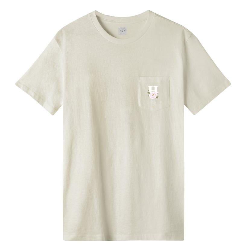 Huf Central Park T - Off White
