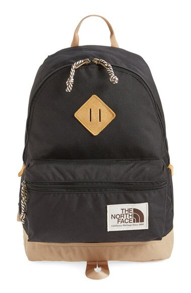 The North Face Mini Berkeley Backpack - Black