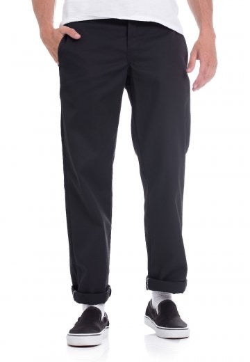 Dickies 873 Work Pants - Black