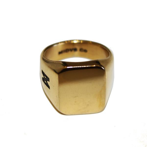 Midvs co The Kilo Ring - 18kt Gold