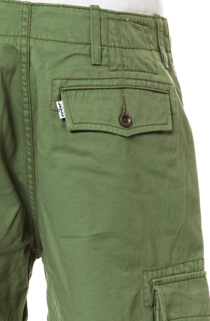 Levis 'The Ace' Cargo Shorts / Green