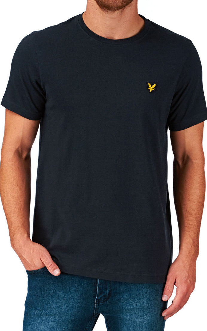 Lyle & Scott 'Crew Neck' T-Shirt - Navy