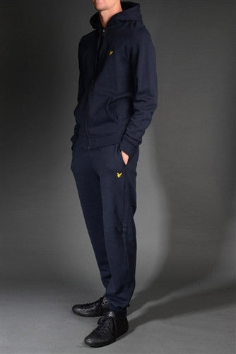 Lyle & Scott Tracksuit Bottoms - navy