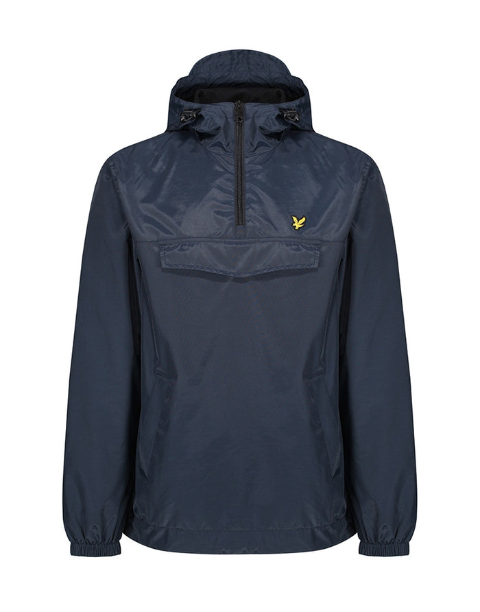 Lyle & Scott Overhead Hooded Jacket - Navy