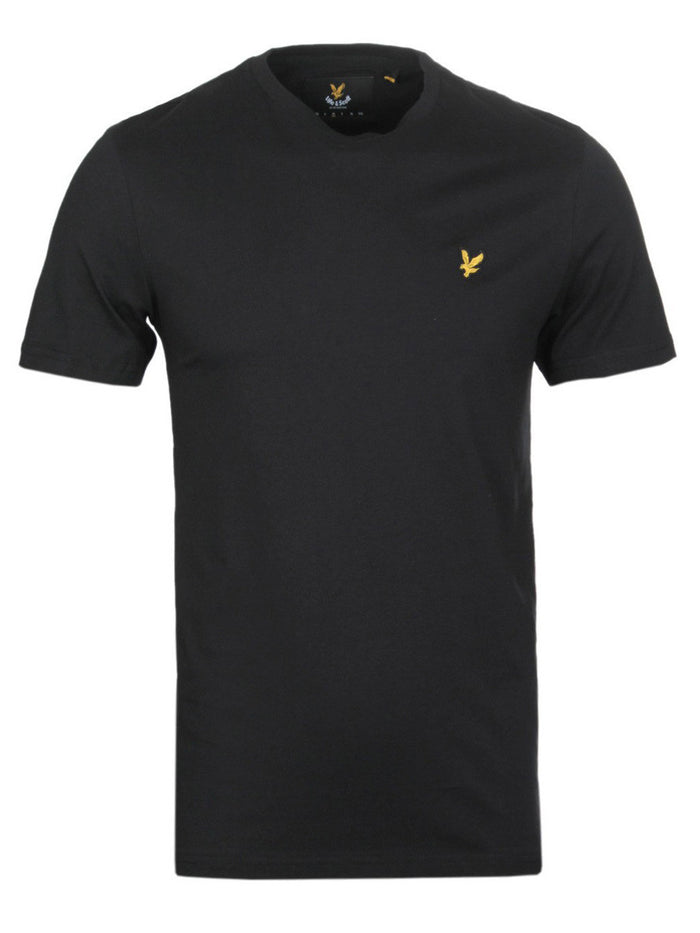 Lyle & Scott 'Crew Neck' T-Shirt - Black