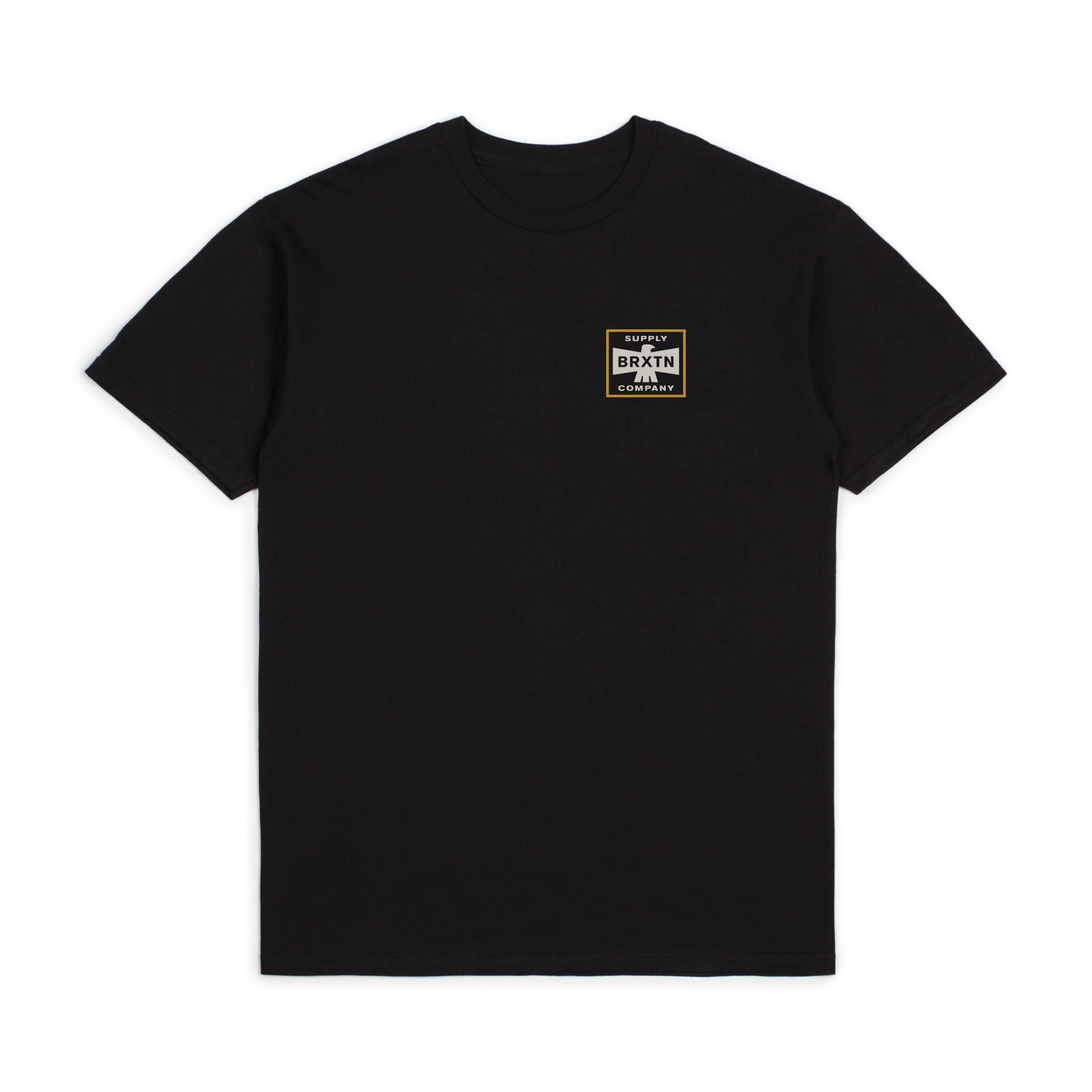 Brixton 'Martial' Short Sleeve Tee