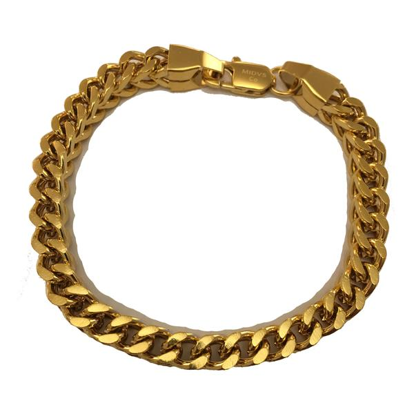 Midvs co The Pablo Franco Bracelet - Gold