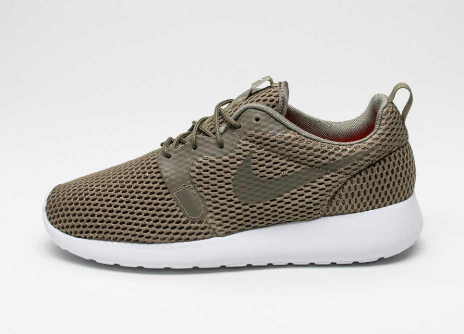 reputable site 03a35 6e4c1 Nike Roshe One HYP BR - Olive Green. Next