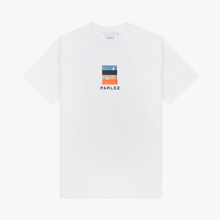 Parlez Fitts T shirt - White