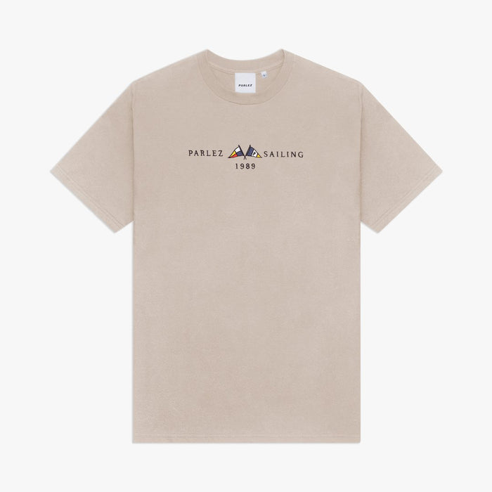 Parlez Jetty T shirt - Sand