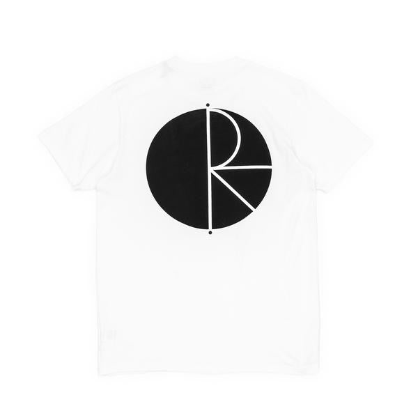 Polar Fill Logo T-Shirt - White