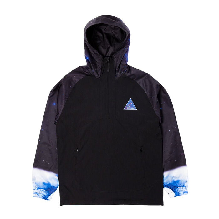 RIPNDIP Galaxy Gypsy Anorak - Black