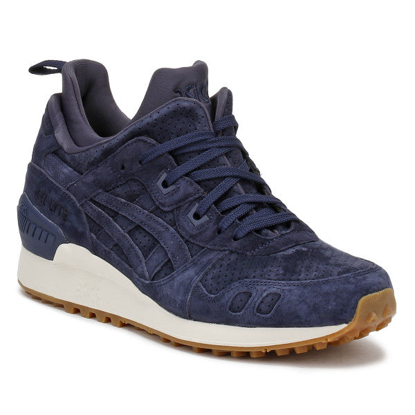 ASICS Mens Peacoat Navy Gel-Lyte MT Trainers