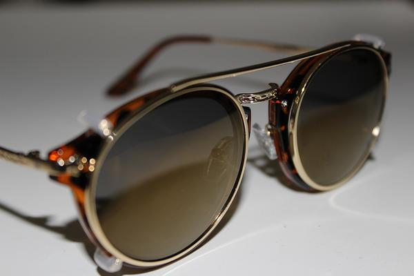 Midvs co The Primera Shades - Tortoiseshell / Gold