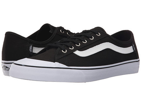 Vans Black Ball SF Shoes BlackWhite