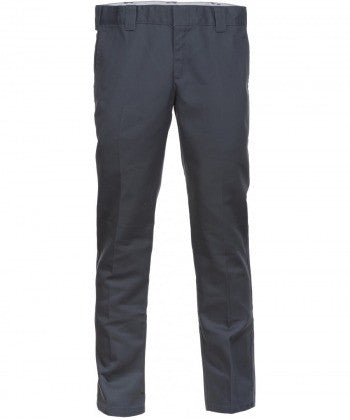 Dickies Slim Fit Work Pants - Charcoal Grey