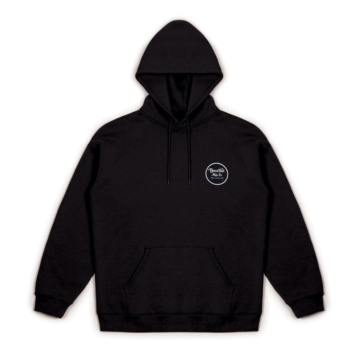 Brixton 'Wheeler Intl' Hooded Sweatshirt