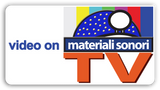 video on Materiali Sonori TV
