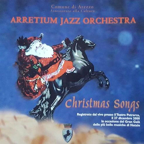 ARRETIUM JAZZ ORCHESTRA - Christmas Songs . CD