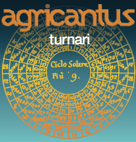 AGRICANTUS - Turnari . CD