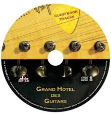 M.BIGI/G.SALADINI/S.FRASCHINI - Grand Hotel Des Guitars . BOOK+CD