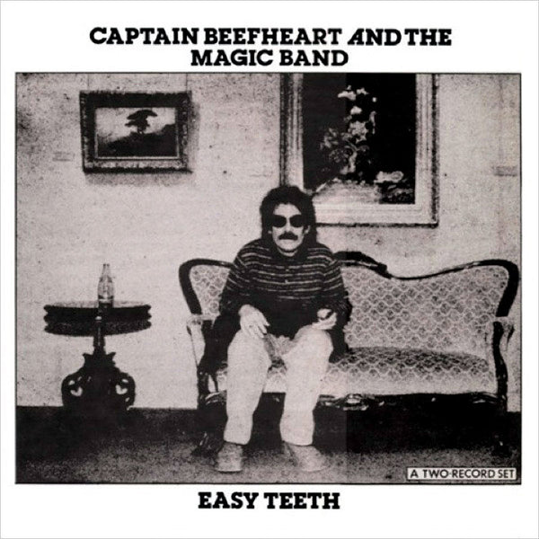 CAPTAIN BEEFHEART AND THE MAGIC BAND – Easy Teeth . 2LP