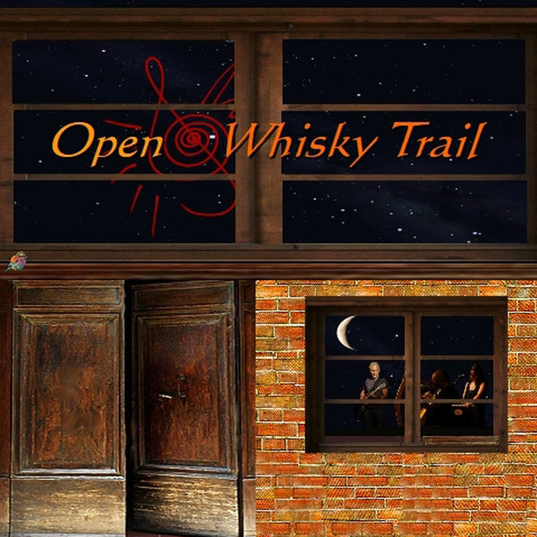 WHISKY TRAIL - Open . CD