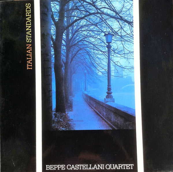 BEPPE CASTELLANI QUARTET - Italian Standards . LP