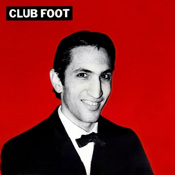VARIOUS – Club Foot . LP