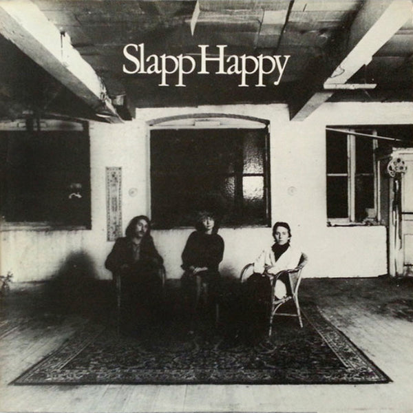SLAPP HAPPY – Slapp Happy . LP