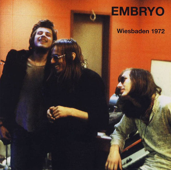 EMBRYO . Wiesbaden 1972 . CD