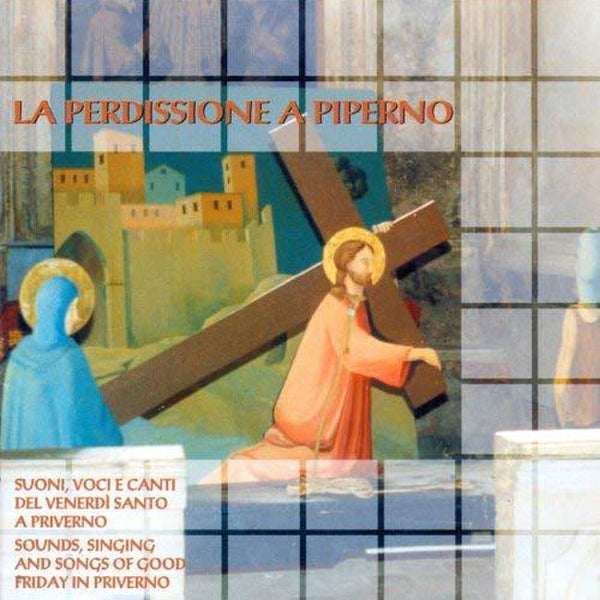 VARIOUS - La Perdissione a Piperno . CD