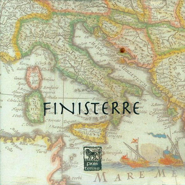 VARIOUS - Finisterre . CD