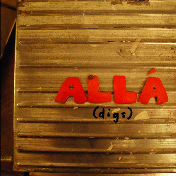 ALLÁ - Digs . CD
