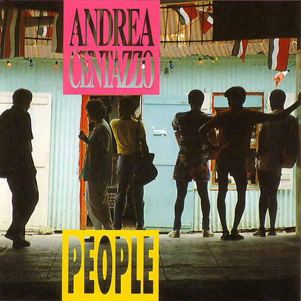ANDREA CENTAZZO - People