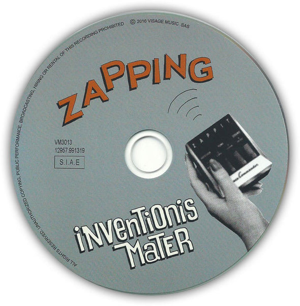 INVENTIONIS MATER - Zapping