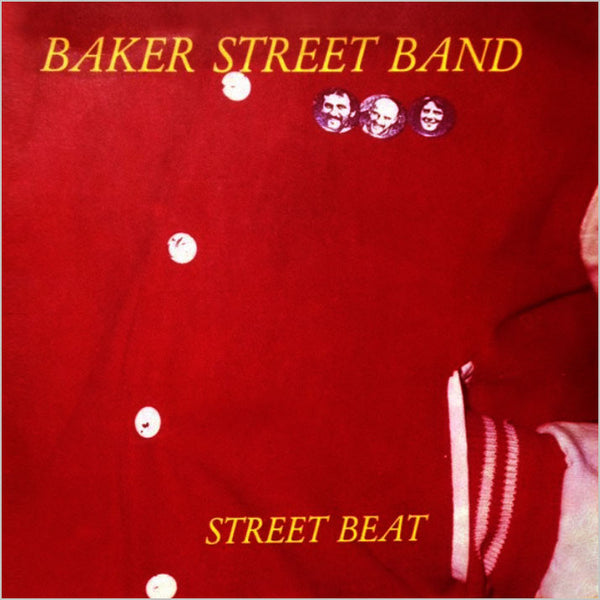 BAKER STREET BAND - Street Beat . LP