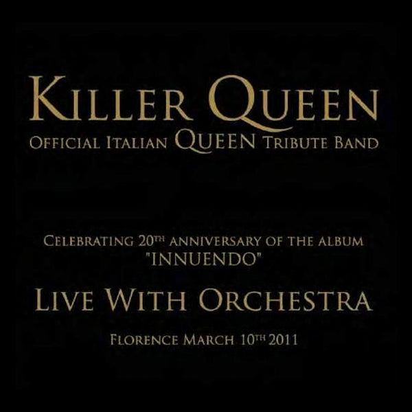 KILLER QUEEN - Live with Orchestra