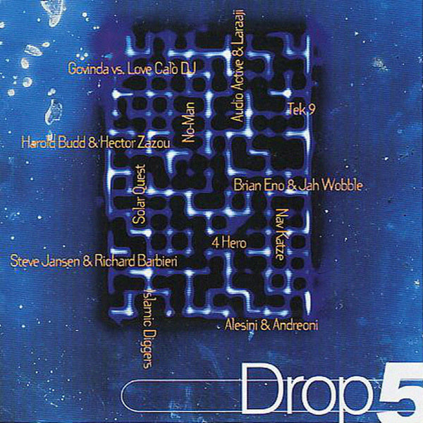 VARIOUS - Drop 5 . CD