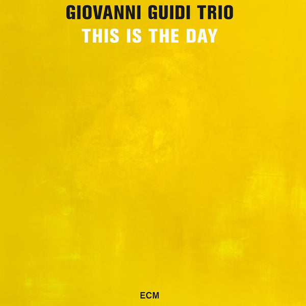 GIOVANNI GUIDI TRIO - This Is The Day . CD
